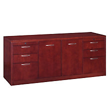 Summit Reed Storage Credenza, DMI-7008-20