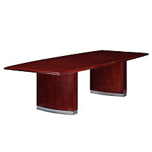 Summit Cope 10' Boat Shape Conf Table, DMI-7009-120