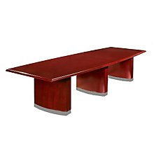 Summit Cope 12' Boat Shape Conference Table, DMI-7009-144