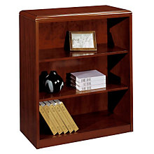 "Summit Cope Three Shelf Bookcase - 42""H, DMI-7009-148"