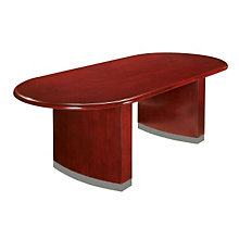 Summit Cope 8' Race Track Conference Table, DMI-7009-96