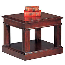 Oxmoor Merlot Cherry End Table, DMI-7376-11