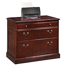 Oxmoor Merlot Cherry Lateral File, DMI-7376-16