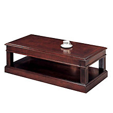 Oxmoor Merlot Cherry Coffee Table, DMI-7376-41