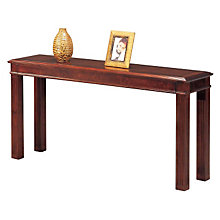 Oxmoor Merlot Cherry Sofa Table, DMI-7376-82