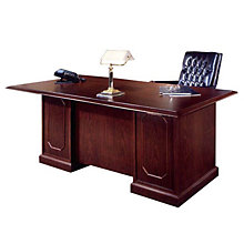 "Mahogany 72"" Executive Desk, DMI-7462-36"