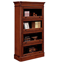 West Indies Cherry Barrister Bookcase, DMI-7480-06