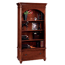 West Indies Cherry Lateral File Bookcase, DMI-7480-08