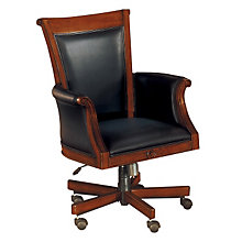 Antigua Traditional Leather Executive Chair, DMI-7480-831