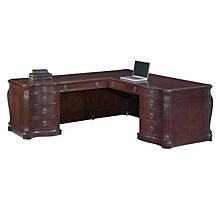 Balmoor Executive L-Desk with Left Return, DMI-7688-56