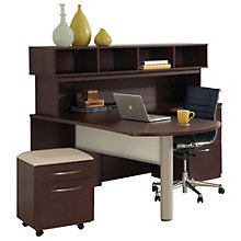 "Causeway Fan Shaped Work Station - 72""W, 8802133"