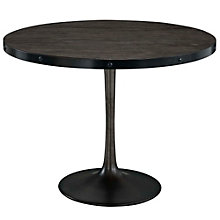Wood Top Dining Table, 8805451