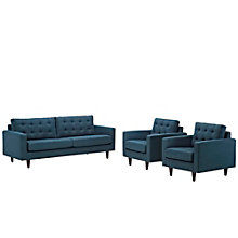 Sofa and Armchairs Set of 3, 8805543