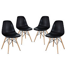 Dining Side Chairs Set of 4, 8805545