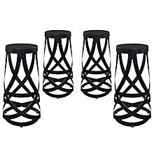 Bar Stool Set of 4, 8805583