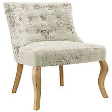 Fabric Armchair, 8805606