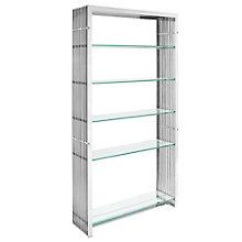 Stainless Steel Bookshelf, 8805635