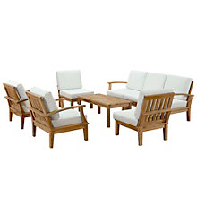 8 PC Outdoor Patio Teak Sofa S, 8805677