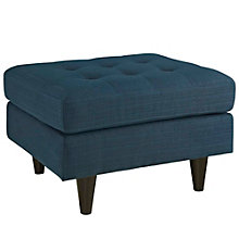 Upholstered Ottoman, 8805826