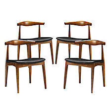 Dining Chairs Set of 4, 8805832