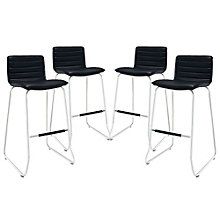 Bar Stool Set of 4, 8805837