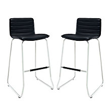 Bar Stool Set of 2, 8805838