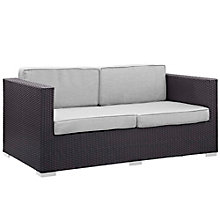 Outdoor Patio Loveseat, 8805843