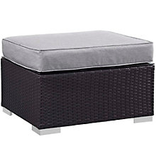 Outdoor Patio Ottoman, 8805847