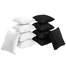 Ten PC Pillow Set, 8805848