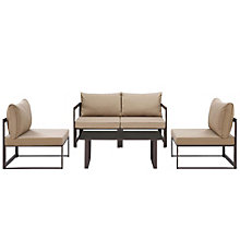 5 PC Outdoor Patio Sectional S, 8805865