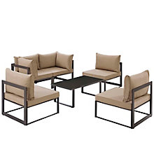 6 PC Outdoor Patio Sectional S, 8805867