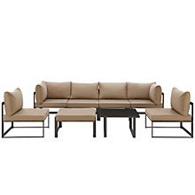 8 PC Outdoor Patio Sectional S, 8805868