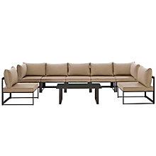 8 PC Outdoor Patio Sectional S, 8805870