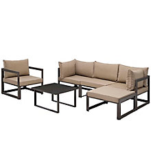 6 PC Outdoor Patio Sectional S, 8805871