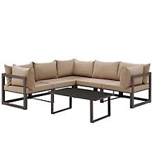 6 PC Outdoor Patio Sectional S, 8805872