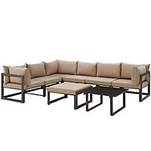 8 PC Outdoor Patio Sectional S, 8805875