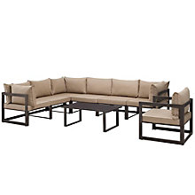 8 PC Outdoor Patio Sectional S, 8805876