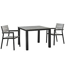 3 PC Outdoor Patio Dining Set, 8805882