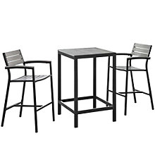 3 PC Outdoor Patio Dining Set, 8805893