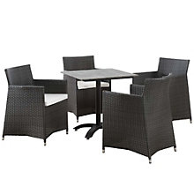 5 PC Outdoor Patio Dining Set, 8805898