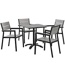 5 PC Outdoor Patio Dining Set, 8805899