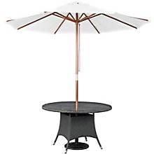 "47"" Round Outdoor Patio Dining, 8806062"