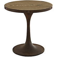 Wood Top Side Table, 8806122