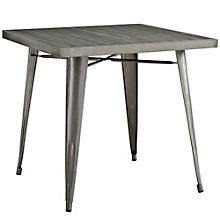 Metal Dining Table, 8806148