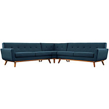 L-Shaped Sectional Sofa, 8806215