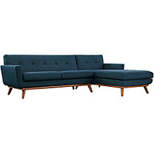 Right-Facing Sectional Sofa, 8806227