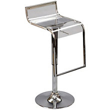 Acrylic Bar Stool, 8806448