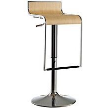 Wood Bar Stool, 8806485