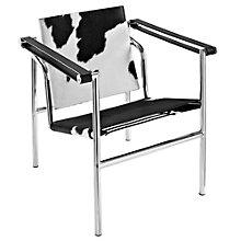 Pony Hide Lounge Chair, 8806503