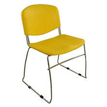 Armless Stacking Chair, ERC-E16750-CF